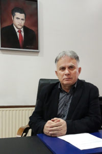 Prof. Asoc.Dr. Ismet Temaj